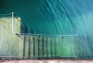 High Water, Ilfracombe by John Wickett