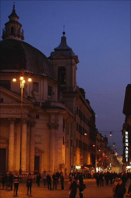 H/CVia del Corso by Kristina Adamson