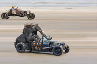 Overtaking by Sheila Haycox 13 points