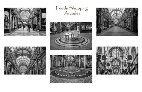 Leeds Shopping Arcades by Sheila Haycox
