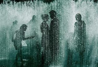1st Splash Zone by Ian Bateman