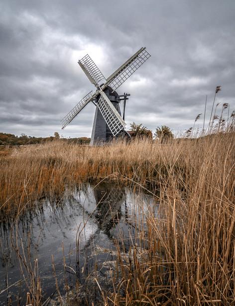 Herringfleet Windmill by Jenny Baker