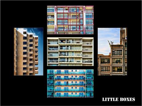 Little Boxes by John Wickett