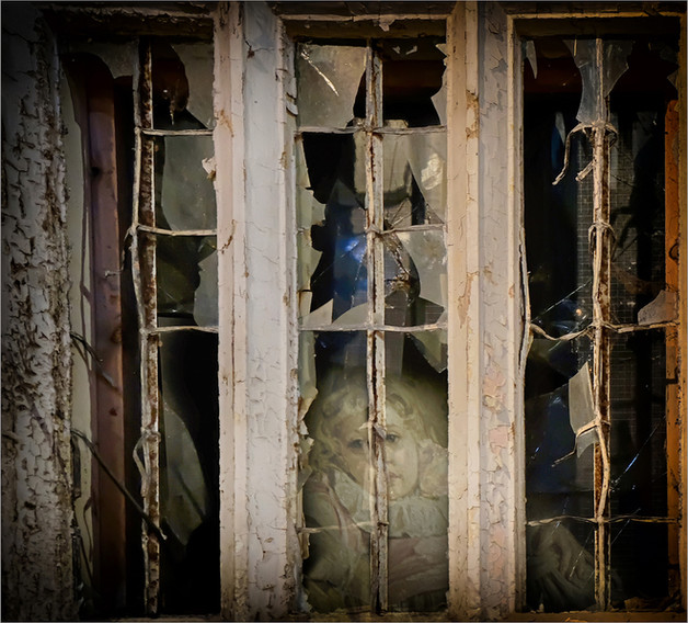 Apparition by Elaine Bateman