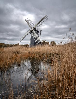 H/C - Herringfleet Windmill - Jenny Baker LRPS