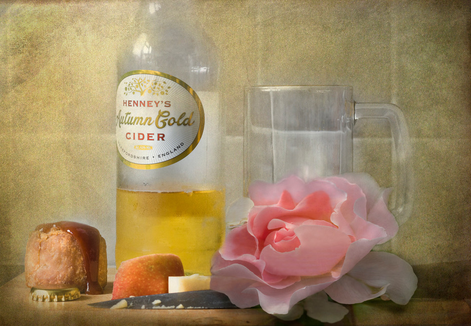 1st Book Title - Cider with Rosie