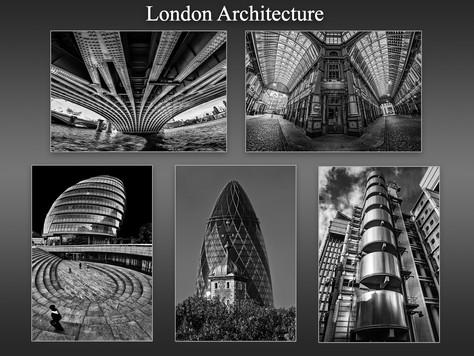 London Architecture  by Ian Bateman