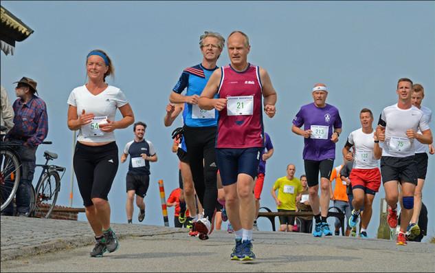 H/CVillage Marathon by Kristina Adamson
