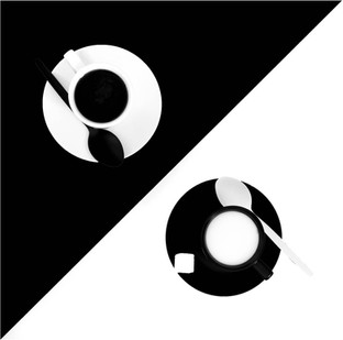 White With & Black Without by Paul Gale