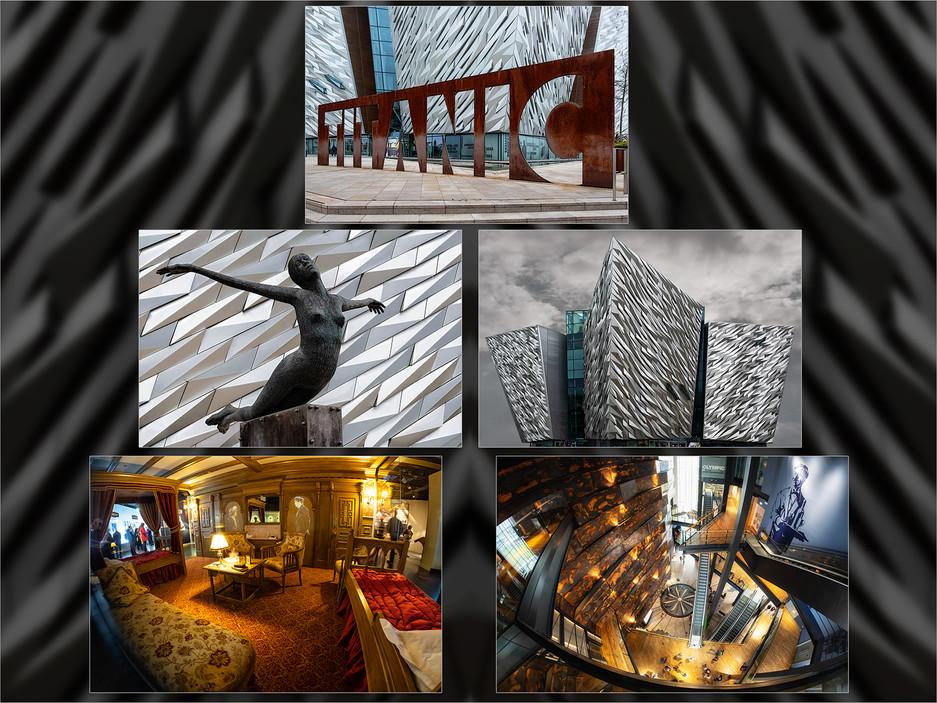 Titanic Experience by Ian Bateman