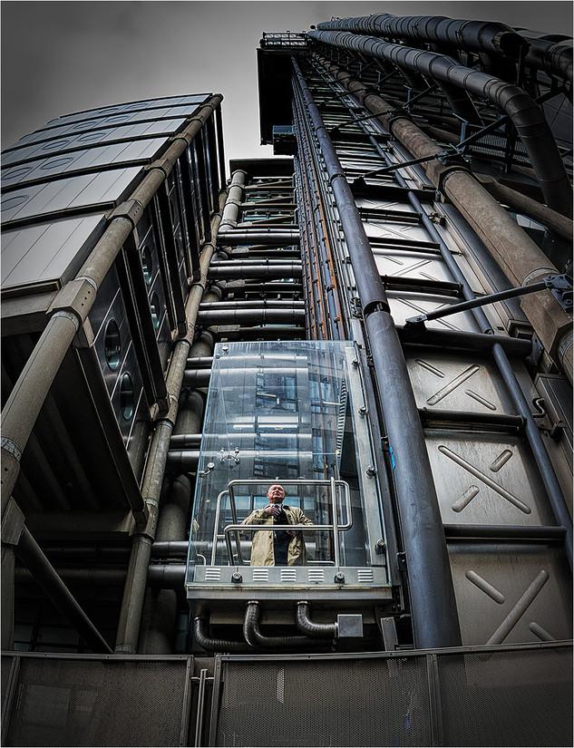 Upwardly Mobile by John Wickett