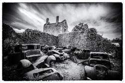 Remains-Oradour