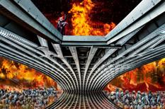 Highway to Hell by Ian Bateman