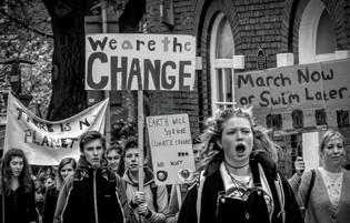 Protest by Sheila Haycox