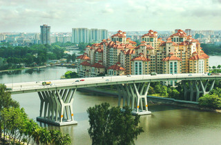 3rd - Singapore Citidel by Elaine Bateman