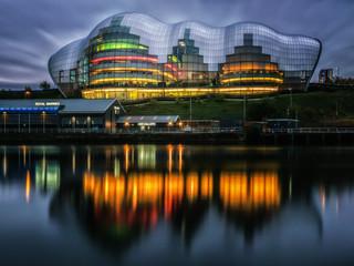 H/c - Sage, Gateshead by Derrick Holliday