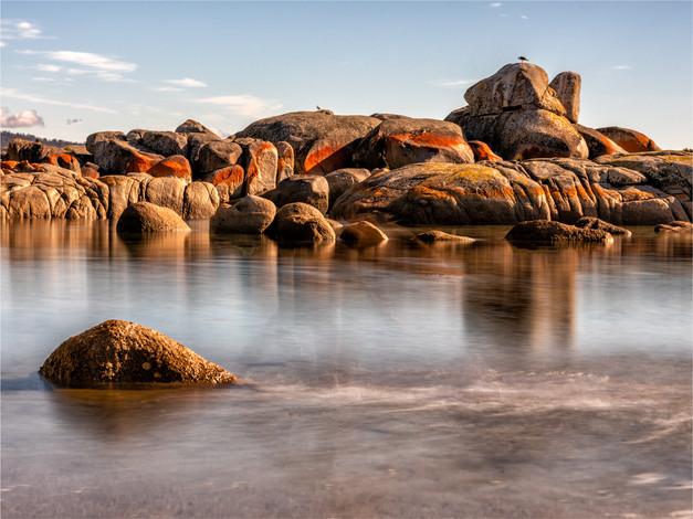 Bicheno Tasmania by Mo Martin