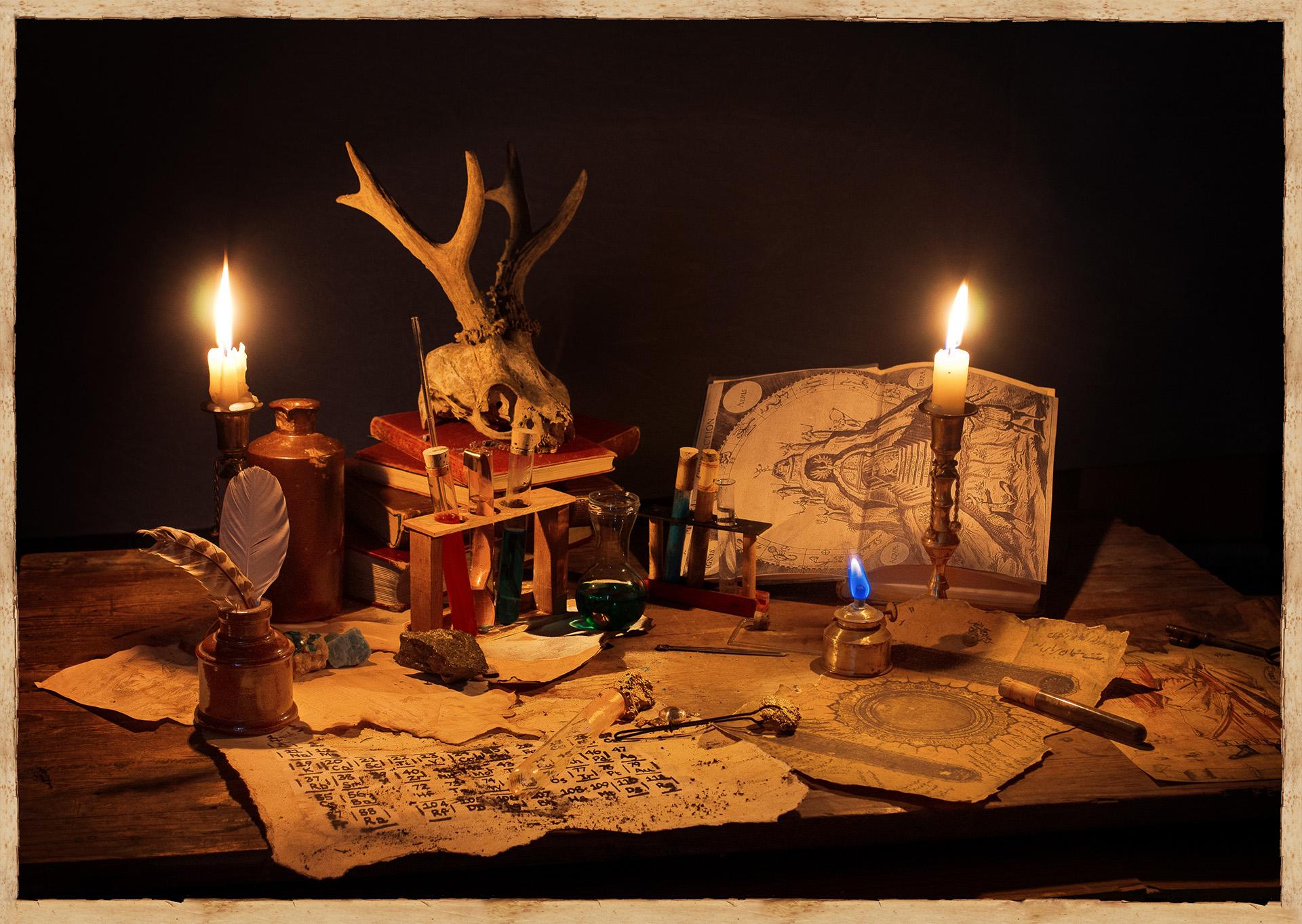 Alchemist Workbench (Christine)
