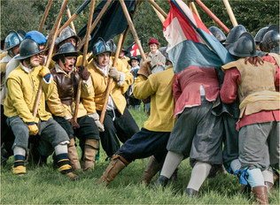 Sealed Knot Encounter by Christine Chittock