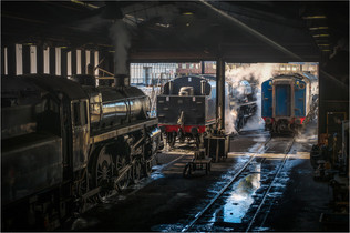 The Engine Shed by Christine Chittock - 16 points