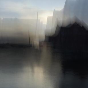 Quayside by Hugh Webberley