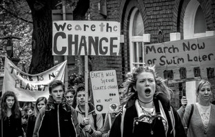 H/C -  We are the Change