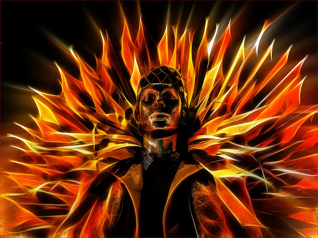 The Sun King by Ian Bateman 14 points