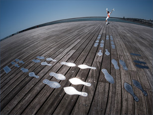 Dancing on the Pier