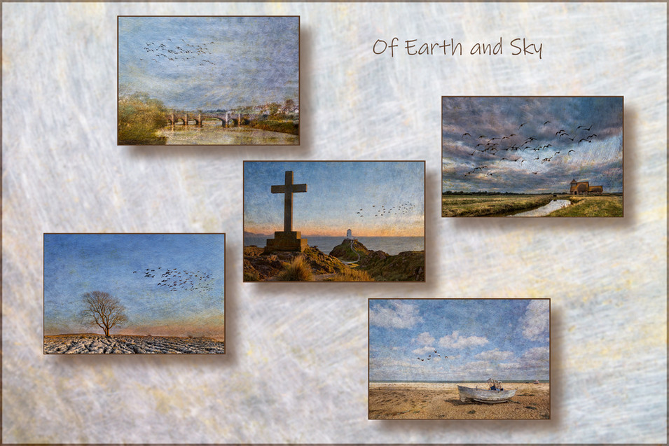 Of Earth and Sky by John Perriam