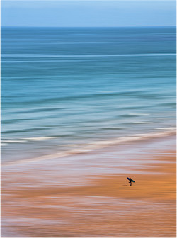 12 Lone Surfer
