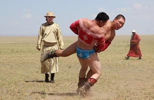 Naadam games Mongolia by Nova Fisher