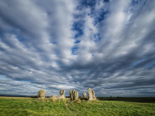 3rd - Duddo Stones by Jenny Baker