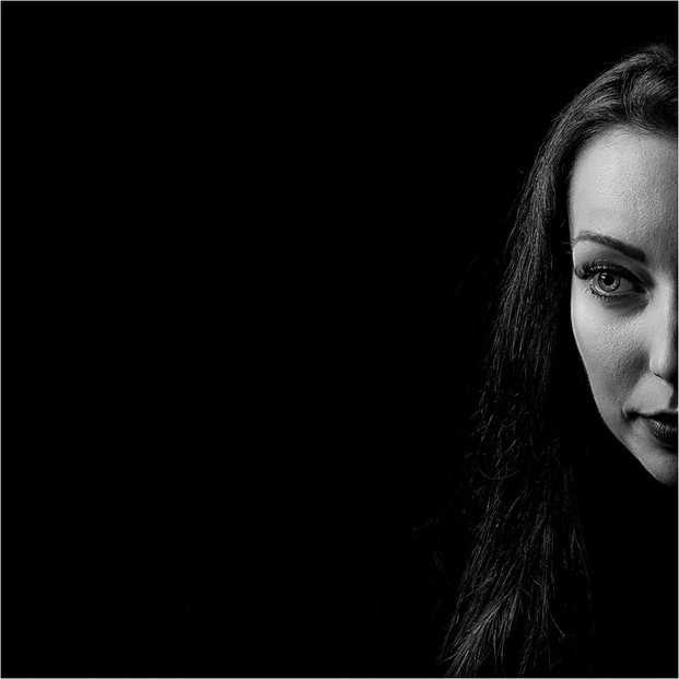 Portrait Candid Obscura by Chaz Madge 3rd