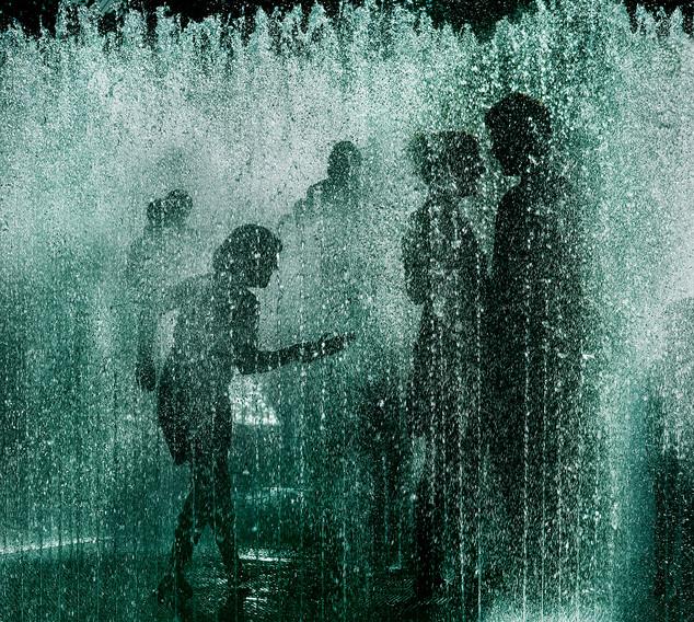 Encounter by Ian Bateman