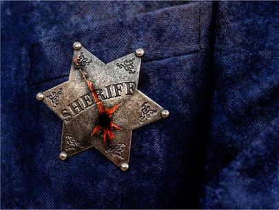 I Shot the Sheriff by John Perriam