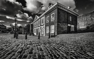 The Custom House by Ian Bateman