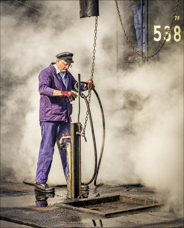 1st - The Engineer by Christine Chittock