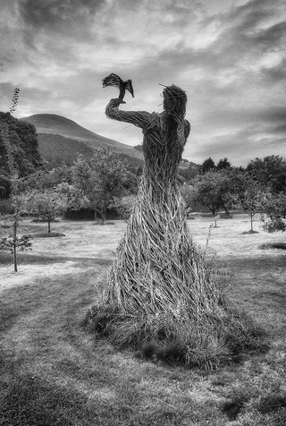 3rd - Maid of Willow by Ian Bateman
