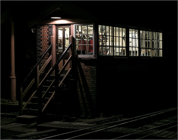 In the Dark  A Quiet Night by Andy Lock 4th