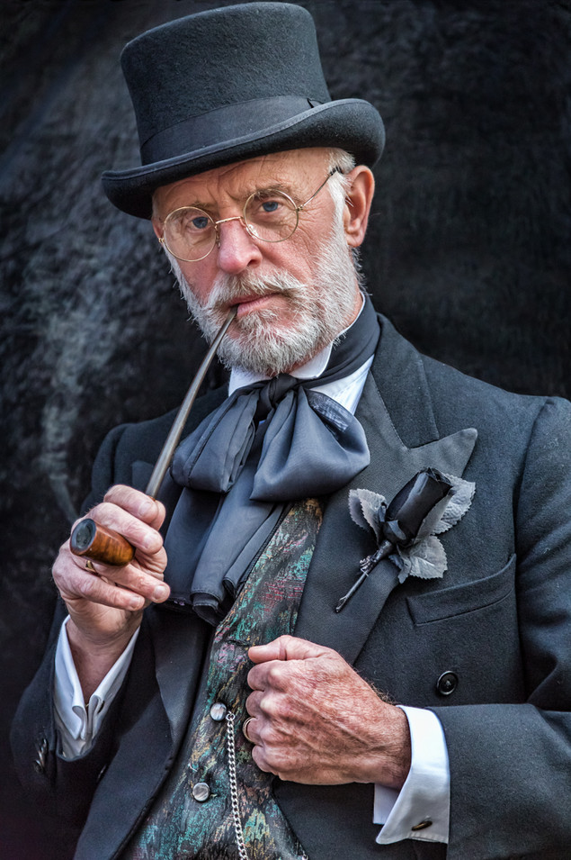 Gothic Gent by John Perriam - 16 points