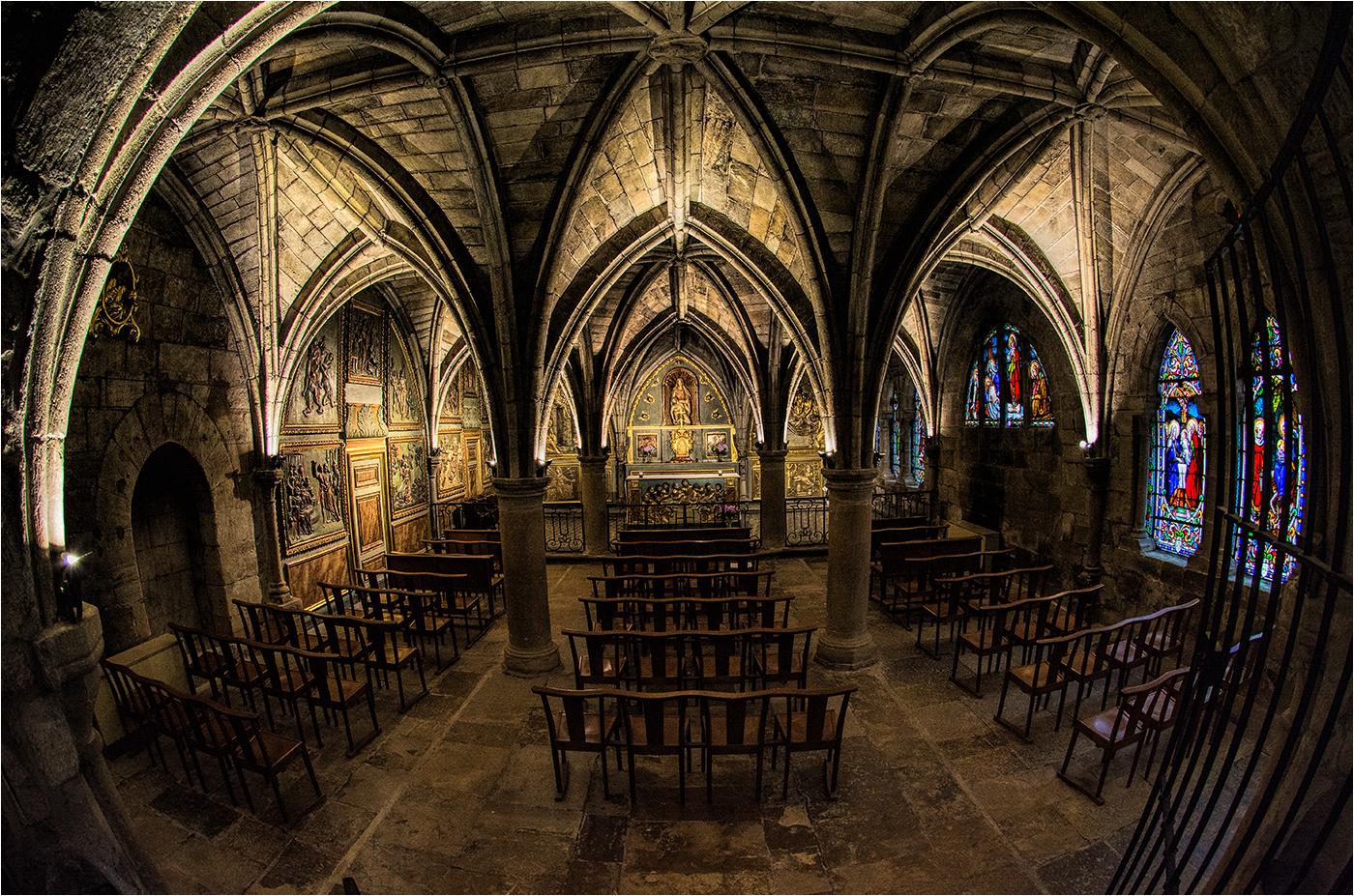 Abbatiale St.Sauveur