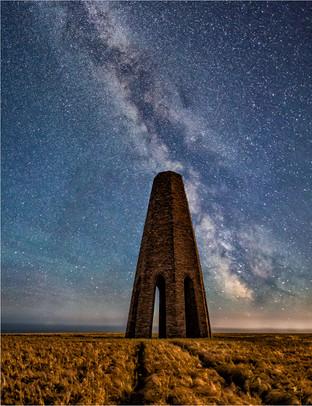 3rd Milky Way by Sheila Haycox