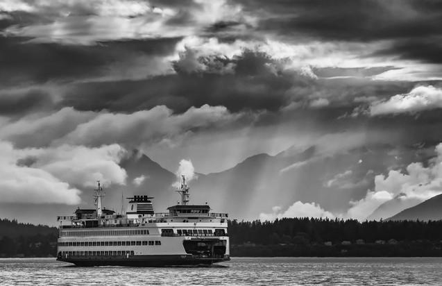 H/C - Puget Sound by Ian Bateman