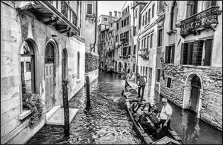 Venice Highway by Caroline Ovens
