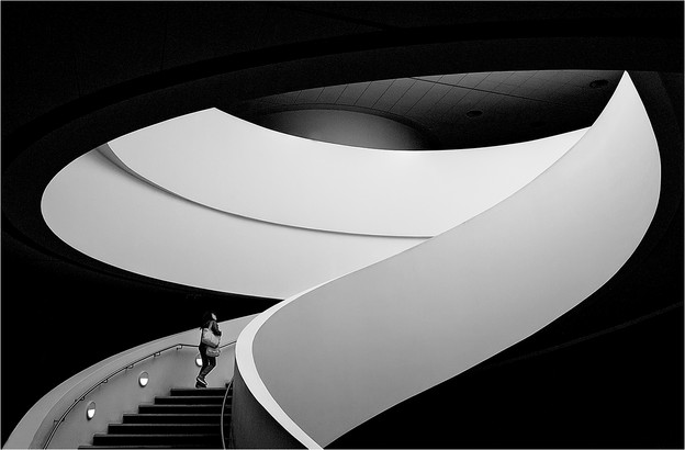 Stairs, Museum of Liverpool