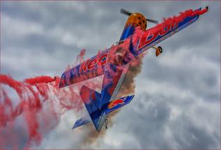 Red Bull Flyer by Ian Bateman - 13 points