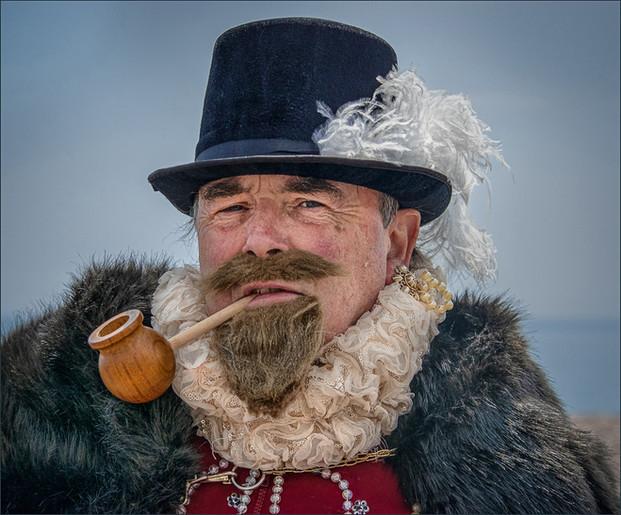 Sir Walter Raleigh by Christine Chittock