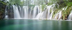 PrintPlitvice Waterfall