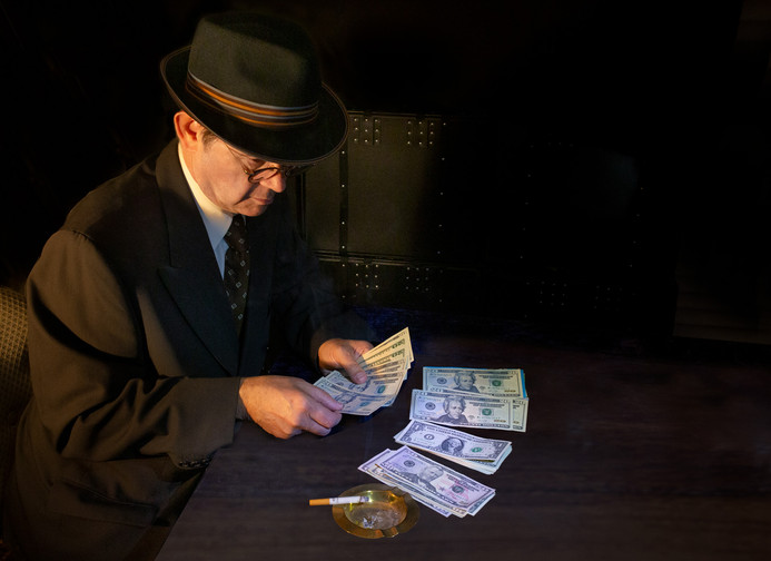 Money Money Money by Sheila Haycox