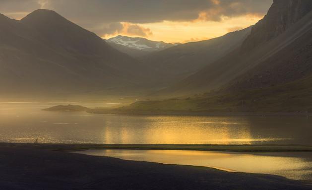 Eystrahorn by Dave Evans